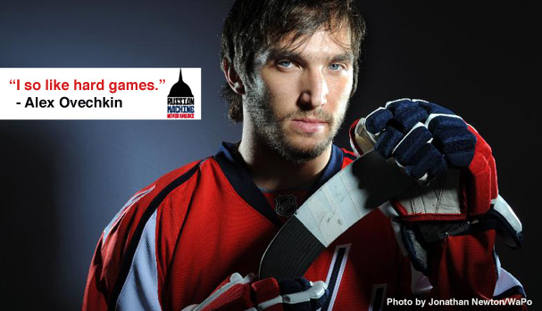 alex ovechkin beard. Alexander Ovechkin « What#39;s Up