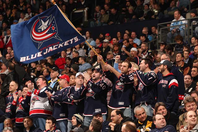 Columbus Blue Jackets | What's Up, Ya Sieve?